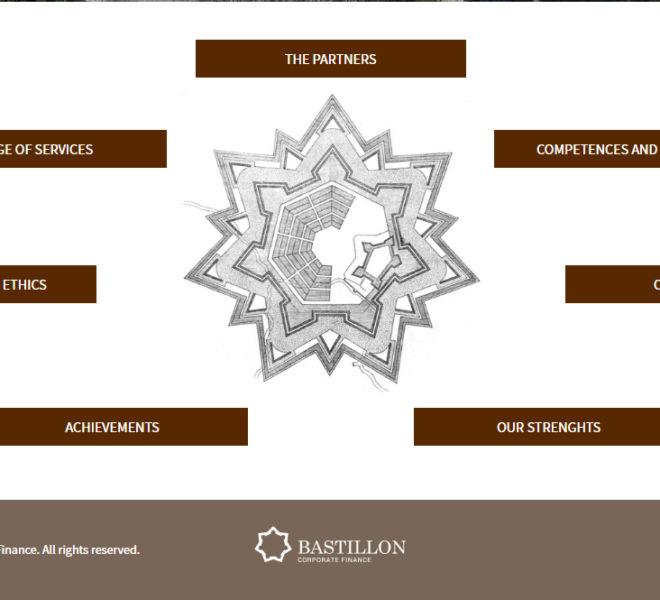 Bastillion Site down page