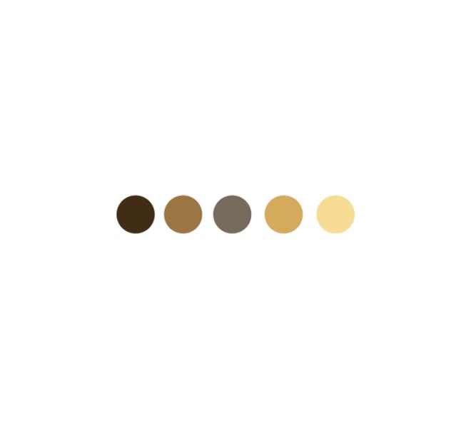Colour-palette
